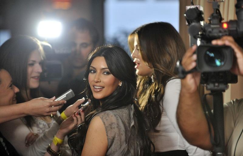 Kim Kardashian, la reina de los realities, ha sido criticada por Obama.