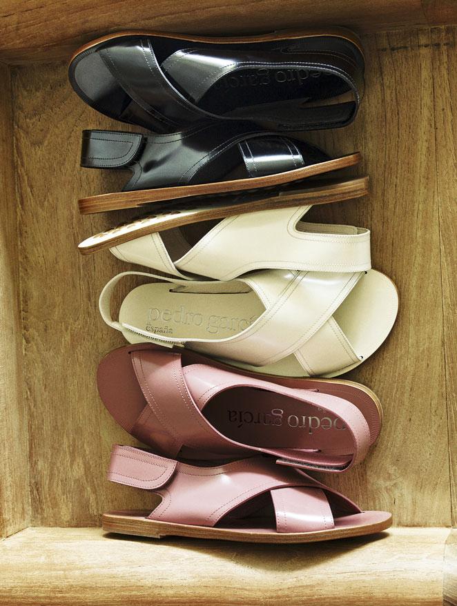 zapato pedro garcia: