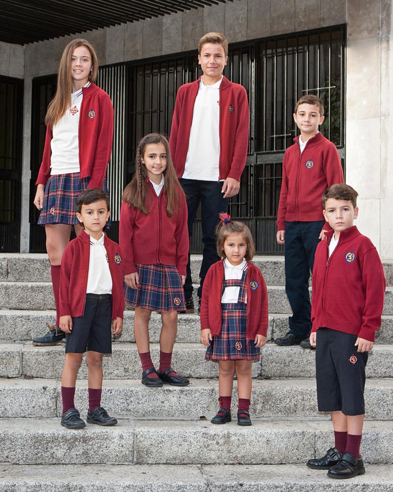Este colegio de León tiene el uniforme más estiloso del mundo | S ...