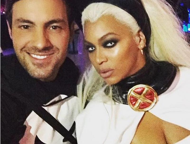 celebrities disfraces halloween 2015